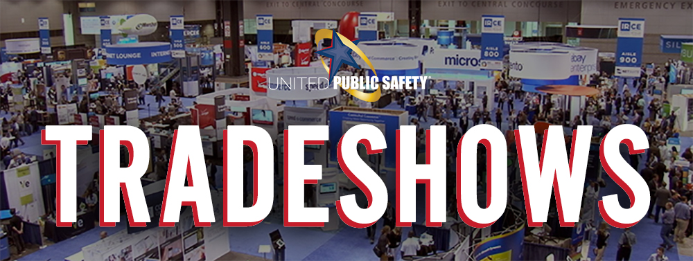 united public safety trade shows